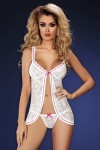 CoFashion - Willie ponętne babydoll CF 90299 Blanka Collection