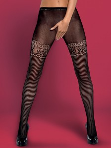 Obsessive -  Rajstopy  Tights T307 Black